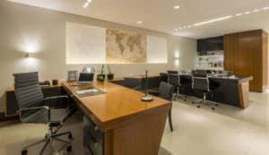 Sala Diamond Park Office Escritório Virtual